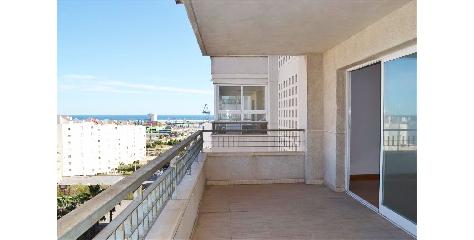 tauv0086 Квартира с видом на море и бассейном в Аликанте